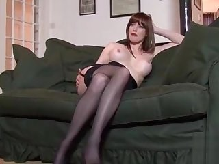 Wang riding by delicious brunette Holly Kiss