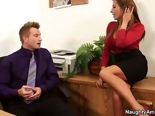 A hot pound with Madison Ivy and Bill Bailey