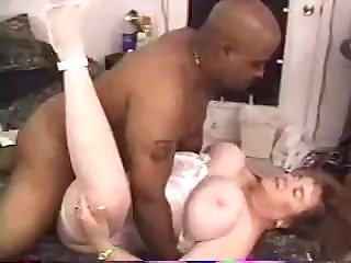 Busty BBW Stacy is a black prick bitch