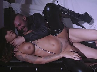 Venus Afrodita - Chained And Backside Got Laid