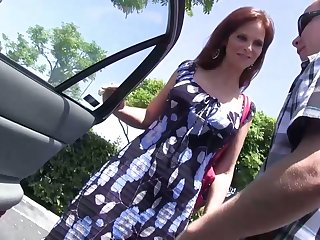 Good pounding from behind and oral sex are both great for Syren De Mer
