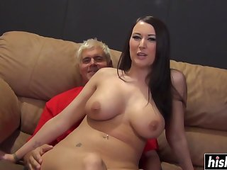 Pretty Alexis Has Fun With A Friend - Stunning Babe Sex Video