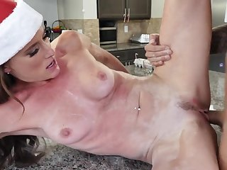 tight MILF with nice boobs Sofie Marie porn video